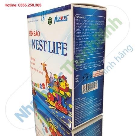 Yến sào Nest Life hỗ trợ bé ăn ngon, phát triển hệ xương