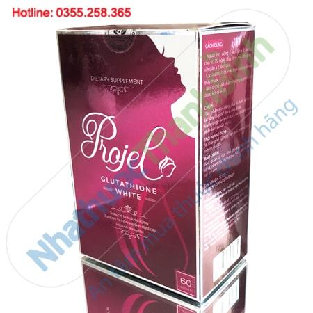 Projel - Viên uống làm đẹp da, tăng cường nội tiết tố nữ