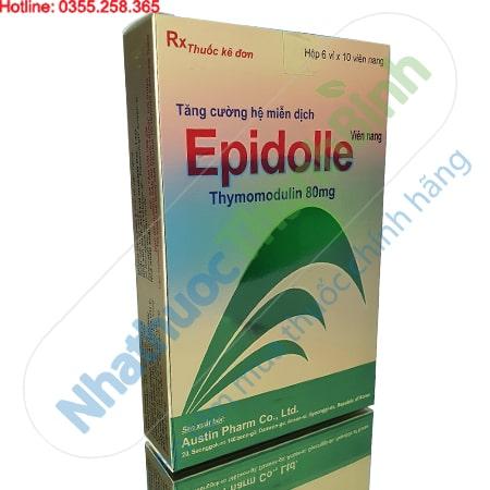 Thuốc Epidolle - Tăng cường hệ miễn dịch