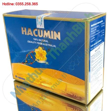 Hacumin hỗ trợ phục hồi sức khỏe, chống viêm loét dạ dày tá tràng