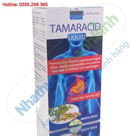 Tamaracid Liquid - Hỗ trợ điều trị trào ngược dạ dày, thực quản